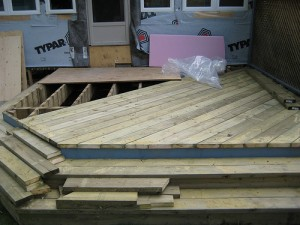 WoodDeck 300x225 4 Home Improvement Resolutions for the New Year